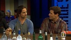 Brad Willis, Matt Turner in Neighbours Episode 6680