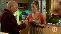 Dave (Fake Walter), Sonya Rebecchi in Neighbours Episode 6682