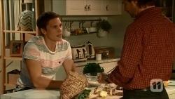 Josh Willis, Brad Willis in Neighbours Episode 6682