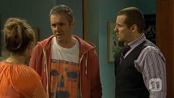 Sonya Rebecchi, Karl Kennedy, Toadie Rebecchi in Neighbours Episode 6683