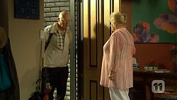 Dave (Fake Walter), Sheila Canning in Neighbours Episode 6683