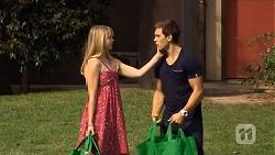 Hayley West, Josh Willis in Neighbours Episode 6683