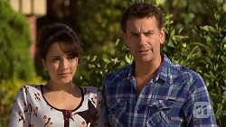 Vanessa Villante, Lucas Fitzgerald in Neighbours Episode 6683