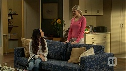 Imogen Willis, Amber Turner in Neighbours Episode 6684