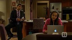 Ajay Kapoor, Rani Kapoor in Neighbours Episode 6684