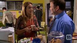 Sonya Mitchell, Bob Kind in Neighbours Episode 6684