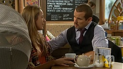 Sonya Mitchell, Toadie Rebecchi in Neighbours Episode 6684
