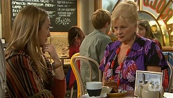 Sonya Mitchell, Sheila Canning in Neighbours Episode 6684