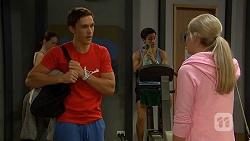 Josh Willis, Amber Turner in Neighbours Episode 6684