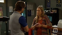 Brad Willis, Sonya Mitchell in Neighbours Episode 6684