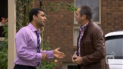 Ajay Kapoor, Karl Kennedy in Neighbours Episode 6685
