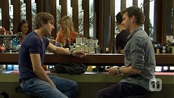 Mason Turner, Lucas Fitzgerald in Neighbours Episode 6685