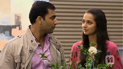 Ajay Kapoor, Rani Kapoor in Neighbours Episode 6685