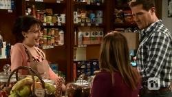Vanessa Villante, Terese Willis, Matt Turner in Neighbours Episode 6686