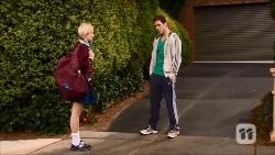Amber Turner, Josh Willis in Neighbours Episode 6687