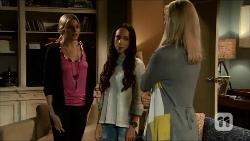 Amber Turner, Imogen Willis, Lauren Turner in Neighbours Episode 6687