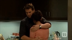 Lucas Fitzgerald, Vanessa Villante in Neighbours Episode 6687