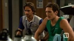 Brad Willis, Josh Willis in Neighbours Episode 6687