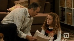 Karl Kennedy, Holly Hoyland in Neighbours Episode 6691