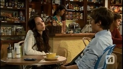 Imogen Willis, Mason Turner in Neighbours Episode 6692