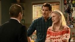 Toadie Rebecchi, Matt Turner, Lauren Turner in Neighbours Episode 6696