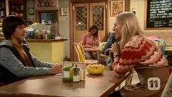 Bailey Turner, Lauren Turner in Neighbours Episode 6696