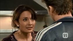 Vanessa Villante, Lucas Fitzgerald in Neighbours Episode 6696