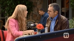 Georgia Brooks, Karl Kennedy in Neighbours Episode 6697