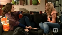 Kate Ramsay, Georgia Brooks in Neighbours Episode 6701
