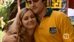 Georgia Brooks, Kyle Canning in Neighbours Episode 6701