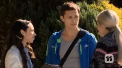 Imogen Willis, Josh Willis, Amber Turner in Neighbours Episode 6701