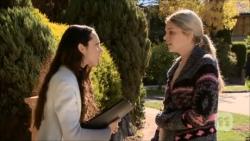 Imogen Willis, Amber Turner in Neighbours Episode 6701