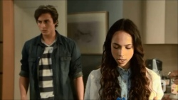 Mason Turner, Imogen Willis in Neighbours Episode 6701