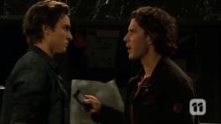 Mason Turner, Robbo Slade in Neighbours Episode 6701