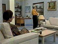 Dorothy Burke, Helen Daniels in Neighbours Episode 1191