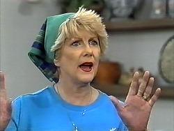 Madge Bishop in Neighbours Episode 1191