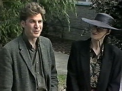 Mr. Denning, Dorothy Burke in Neighbours Episode 1191