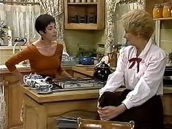 Kerry Bishop, Madge Bishop in Neighbours Episode 1191