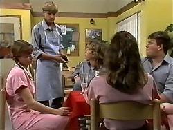 Ryan McLachlan in Neighbours Episode 1191