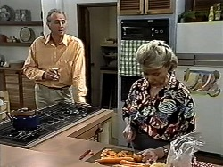 Jim Robinson, Helen Daniels in Neighbours Episode 1193