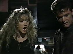 Jan Daley, Paul Robinson in Neighbours Episode 1193