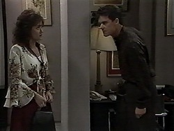 Christina Alessi, Paul Robinson in Neighbours Episode 1194