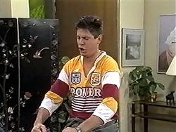 Joe Mangel in Neighbours Episode 1194