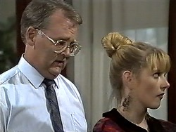 Harold Bishop, Melanie Pearson in Neighbours Episode 1195