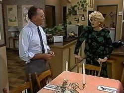 Harold Bishop, Madge Bishop in Neighbours Episode 1195
