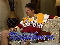 Joe Mangel in Neighbours Episode 1195