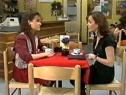 Christina Alessi, Caroline Alessi in Neighbours Episode 1196