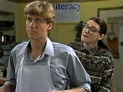 Ryan McLachlan, Dorothy Burke in Neighbours Episode 1196