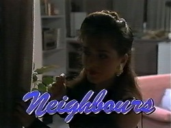 Caroline Alessi in Neighbours Episode 1196