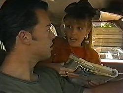 Matt Robinson, Melanie Pearson in Neighbours Episode 1198